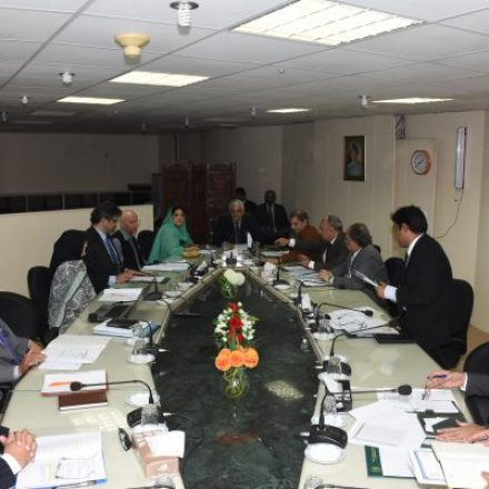 FIRST MEETING OF IMC FOR PECA 2016 RULES HELD AT MOIT