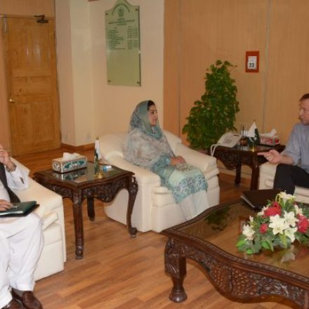 Anusha Rehman stressed upon the development of verified e-content to educate and facilitate mobile users in multifarious domains starting from e-education to e-health.