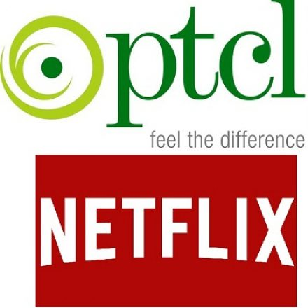 Agreement singed between PTCL and Netflix