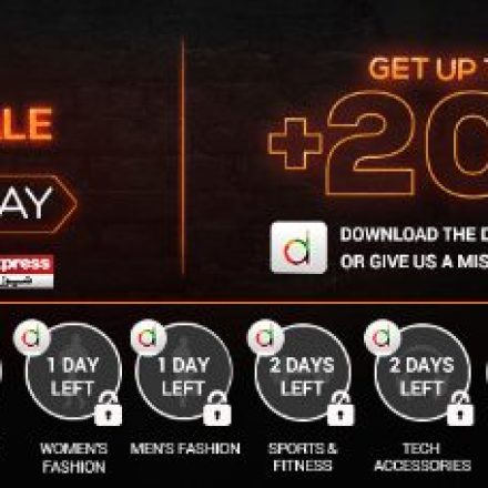 Road to Black Friday on Daraz gets exciting with app pre-sale