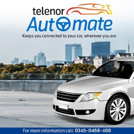 "Telenor Pakistan launches ""Telenor Automate"""