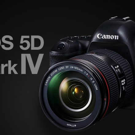 Canon Announces the Highly Anticipated EOS 5D Mark IV DSLR Camera in Pakistan