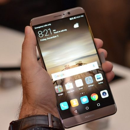Huawei's highly anticipated Mate 9 is now available in Pakistan