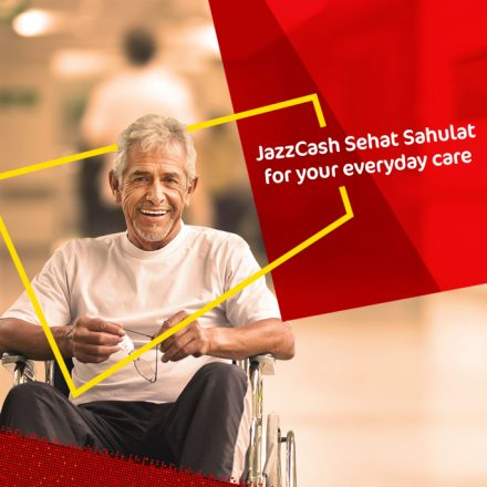 JazzCash Sehat Sahulat insurance program launched