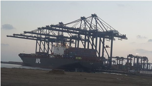 Pakistan's Massive Seaport to launch its test operations