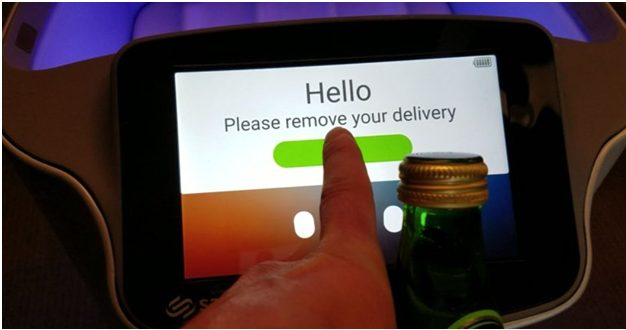 Innovation of room service robots thrills the world of technology