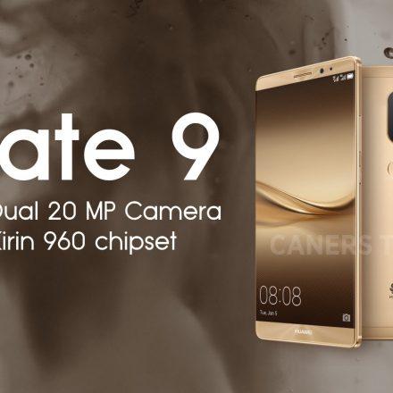 Huawei Mate 9 Outspeeds Competitors, upgraded GPU