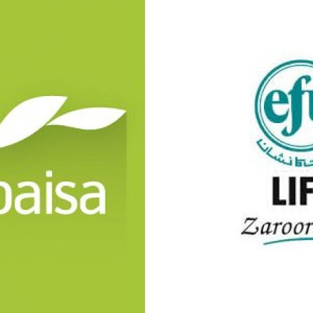 Easypaisa signed contract with EFU Life for Insurance Premium Collection
