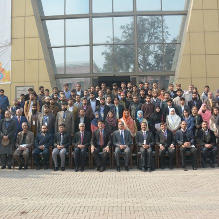 All Pakistan DICE Energy & Water Exhibition 2016 held at UET