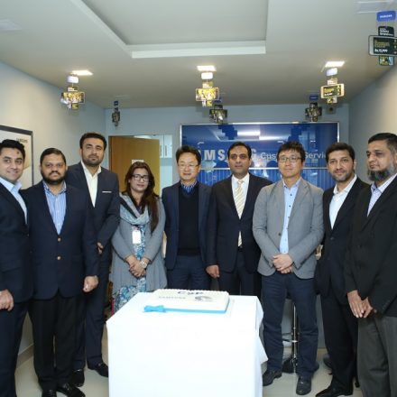 New Service Center of Samsung is now functional in Islamabad
