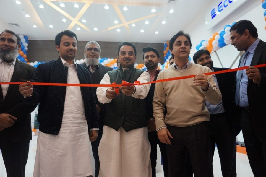 Showroom of EcoStar and Gree Inaugurated at Emporium Mall Lahore