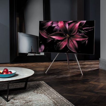 Samsung's new QLED TV series ahead of CES 2017