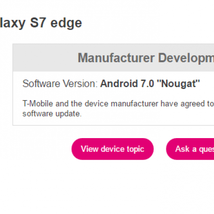 December security update starts hitting Samsung Galaxy s7 active