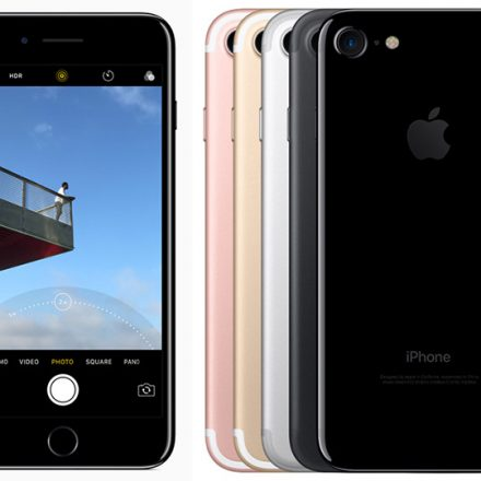 Free iPhone SE for those who buy an iPhone 7 or 7 Plus on sprint