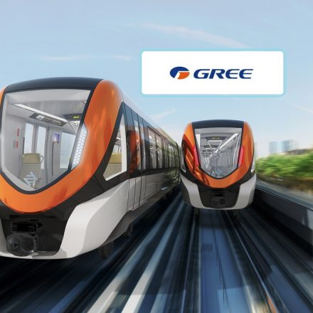GREE to provide AC & Ventilation systems for Orange Train Project in Lahore