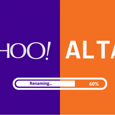 Yahoo subscribers will now register themselves at Altaba