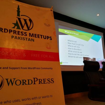 WordPress MeetUp and Closing Ceremony of NFC 2017