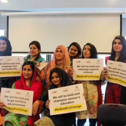 Jumpstart Pakistan empowering Women Entrepreneurs to be responsible Leaders
