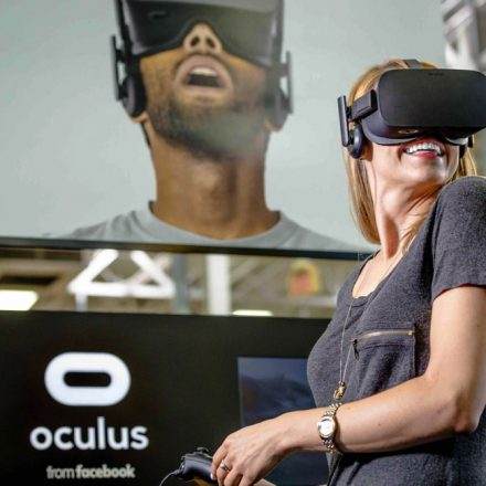 It's been one year since the World got Oculus