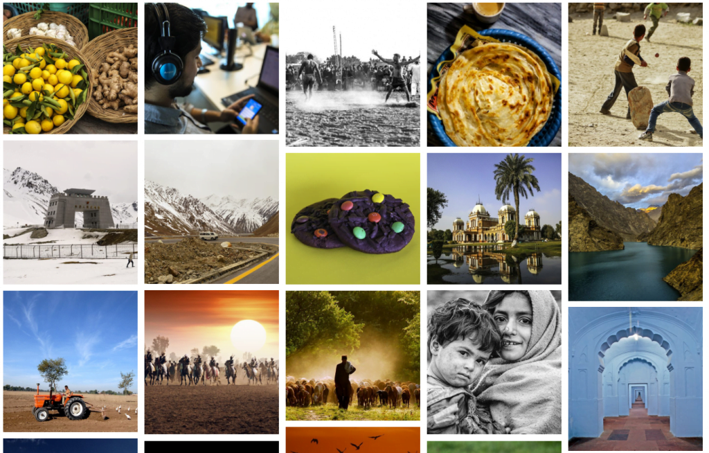 Pakstockphoto has been launched on 23 March 2017. It promises to be Pakistan's first stock image library. The library currently has