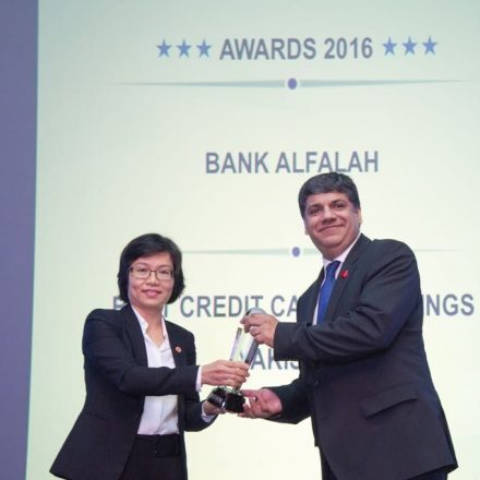 Bank Alfalah Clinches Coveted IFM Award for its Best in Class Credit Cards Service