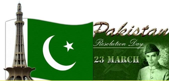 the independence of the nation. One of the most significant events in the history was the March 23, 1940. This day is celebrated as the Pakistan Day.