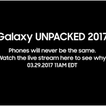 How to Tune in to Unpacked Galaxy 2017