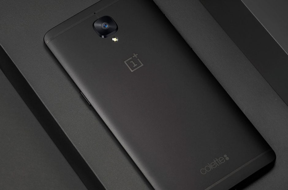 3T Limited Midnight Black Edition Launched by OnePlus ...