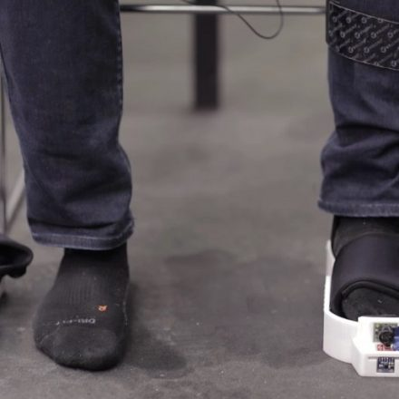 Researchers at MIT Labs have succeeded in making unique Astronaut boots