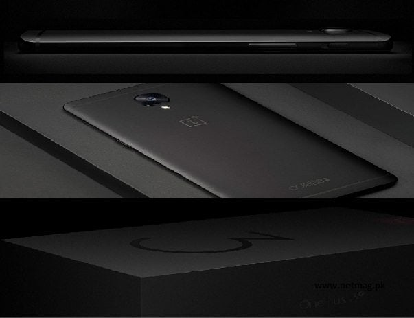 3T Limited Midnight Black Edition Launched by OnePlus