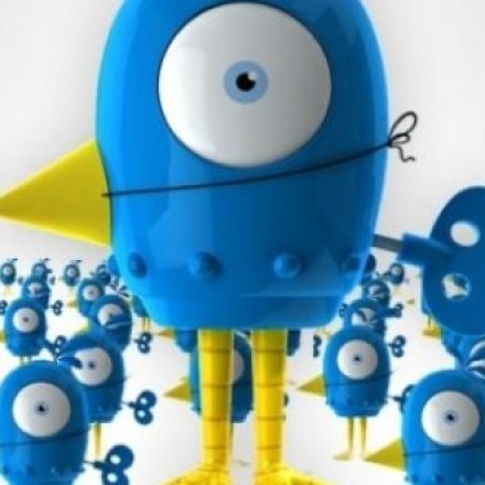 A report owns that 48 Million Twitter accounts are Bots