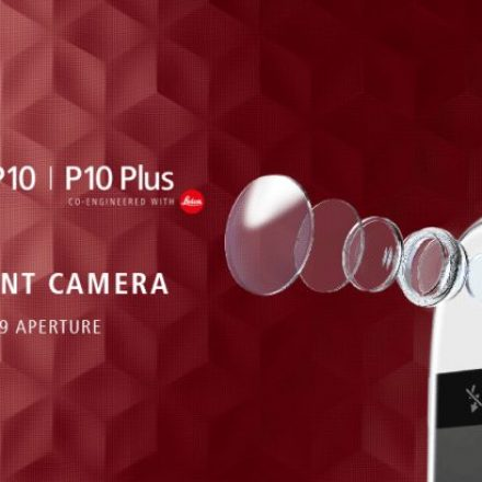 Make Every Shot a Cover Shot with the Huawei P10