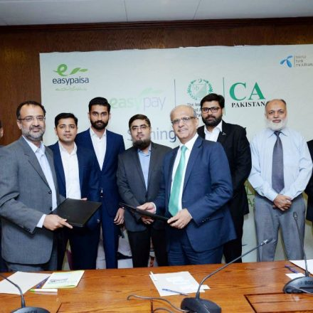 ICAP partners with Telenor Pakistan for online payments solution