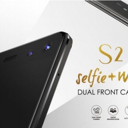 Infinix S2 with Dual Front Cameras – World's 1st Wefie Smartphone