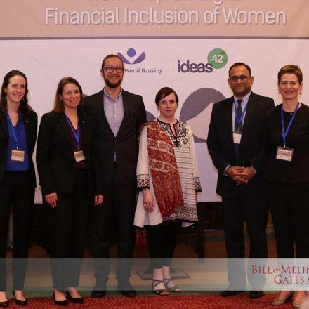 Karandaaz organized a Workshop to expedite Women's financial inclusion