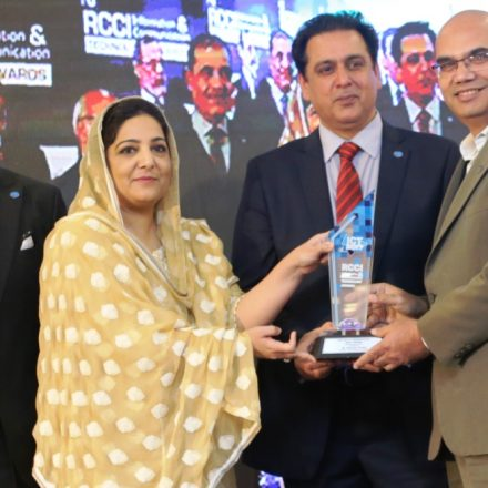 """3rd RCCI ICT Award of """"Excellence in Telecom"""" won by Telenor"""