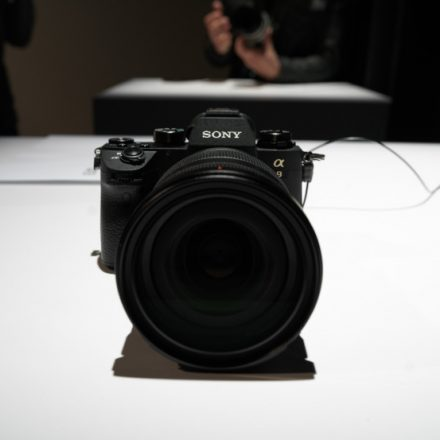 Sony announced Alpha 9 flagship mirrorless Camera