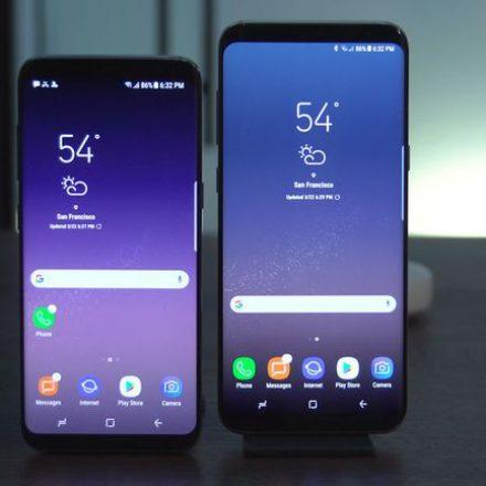 Samsung more precautious with the Samsung Galaxy S8