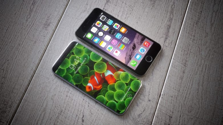 Though not yet came to the scene, Rumours are heard about the extraordinary featured iPhone 8, highlighted as thin bezels, the disappearance of the home button