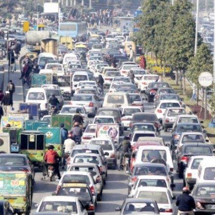 Lahore Traffic Police to launch its very own app – RASTA