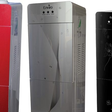 Enviro Appliances launches its new range of Water Dispensers