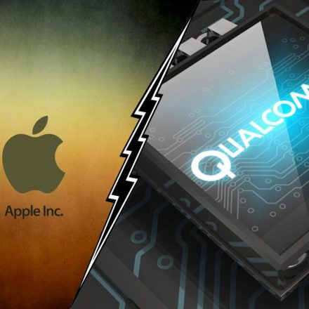 Qualcomm reportedly against the import of iPhone's to the US