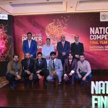 Student Entrepreneurs Honored During National Competition of Final Year Projects