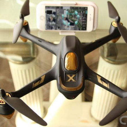 Fun drones you can manage with your smartphone