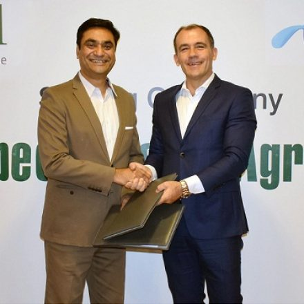 Fiber Leasing Agreement signed between Telenor Pakistan & PTCL for 2nd Consecutive Year