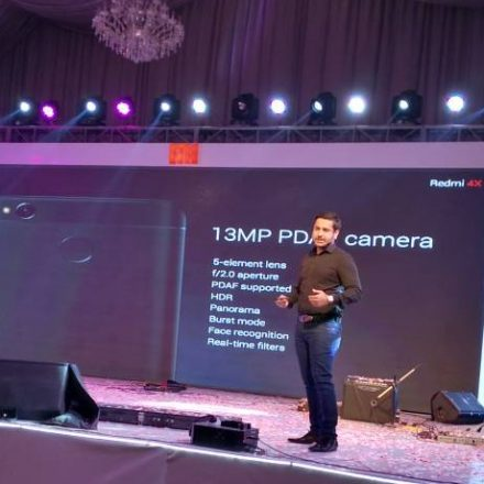 Redmi 4X by Xiaomi Officially Launches in Pakistan