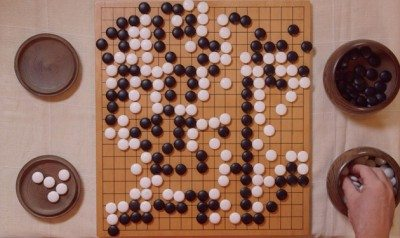 Google's artificial intelligence AI program, AlphaGo, hit Chinese Go Master Ke Jie for a second time on Thursday, taking an irrefutable 2-0 lead in a best