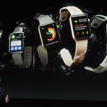 Apple won the battle of World's top Wearables company