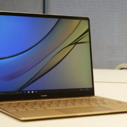 Huawei moves to start selling laptops focused on classical design – Matebook Series