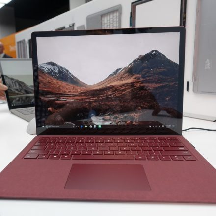Microsoft Launches the $1000 Surface Laptop – Compatible with Students Budget